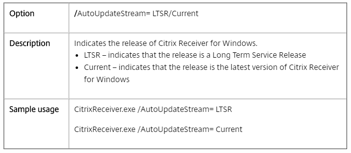 Citrix Receiver Auto-update – VIRTUAL-HAWK COM